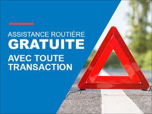Assistance routière gratuite avec toute transaction