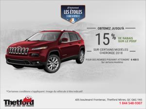L'évènement mensuel de Jeep!