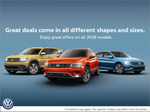 Volkswagen Sales Event!