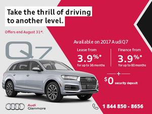 Save Big on the Audi Q7