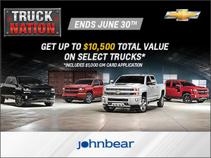Chevrolet's Truck Nation Event!