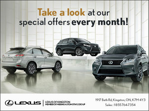 Take Advantage of Our New Special Offers