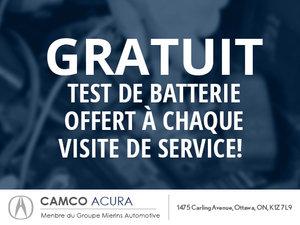Test de batterie gratuit!