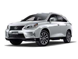 Lease the 2015 Lexus RX 350 Sport Design starting from $649 monthly