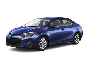 Drive The all-new 2015 Toyota Corolla starting from $177 per month