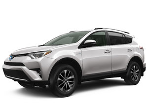 Toyota RAV4 Hybrid deals in Montreal at Spinelli Toyota Pointe-Claire