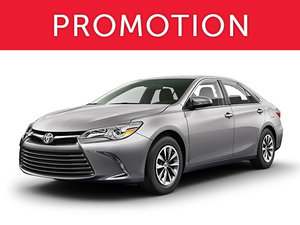 New Toyota Camry Deals in Montreal