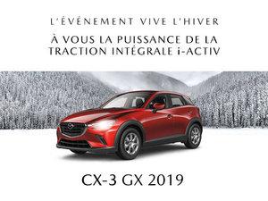 Mazda CX-3 neuf en promotion à Lachine