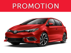 NEW TOYOTA COROLLA IM DEALS IN MONTREAL