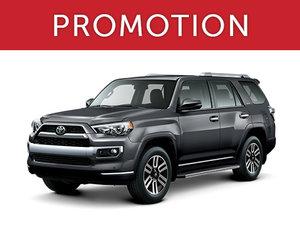 Toyota 4Runner neuf en promotion à Montréal