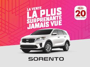 Kia Sorento neuf en promotion à Montréal