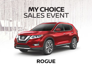 New Nissan Rogue Deals in Montreal