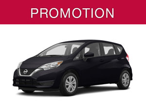 New Nissan Versa Note Deal in Montreal