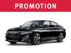 New Honda Accord Deals in Montreal