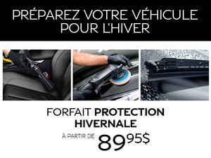 Forfait protection hivernale