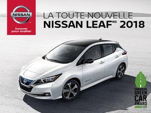 Nissan Leaf Neuf en Promotion à Montréal