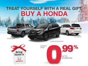 Bring Home a Honda Sales Event