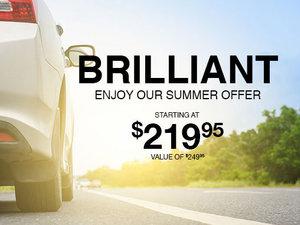 Summer Detailing Offer