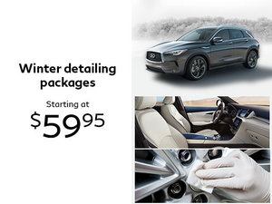 Brilliant Offers on our Winter Detailing Packages