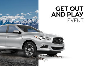 Infiniti Get Out and Play Event