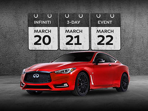 The Infiniti 3-Day Event