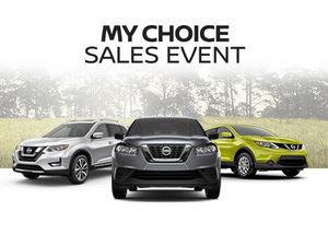 My Choice SUV Offers