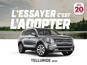 Kia Telluride neuf en promotion à Montréal