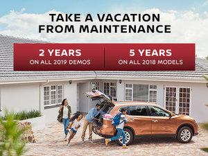 July Promotion On Maintenance