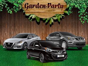 Spinelli Nissan's Garden Party Event