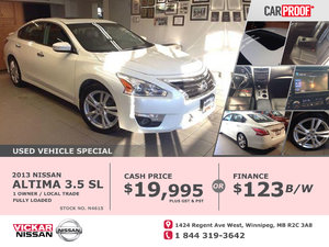 Vickar Nissan Manager's Used Special