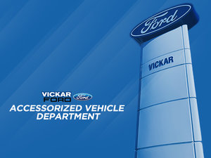 Accessorized Vehicle Department
