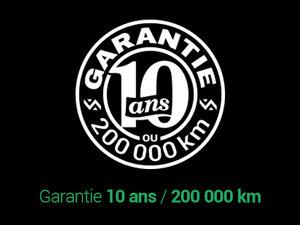 Découvrez notre garantie unique de 10 ans ou 200 000 km! chez Groupe Vincent à Shawinigan et Trois-Rivières