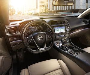 2016 Nissan Maxima makes top 10 best interior list