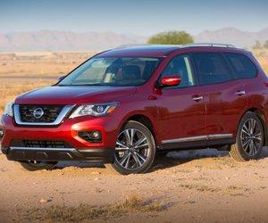 Nissan Unveils the New 2017 Pathfinder