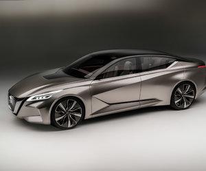 Nissan to showcase Vmotion 2.0 Concept at Toronto Auto Show
