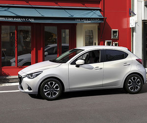 La Mazda2 2016 ne viendra pas au Canada