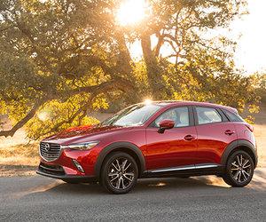 Mazda CX-3 2016 nommé meilleur VUS/VUM par l'AJAC