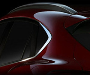 Première image du futur Mazda CX-4!