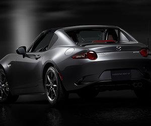 Dévoilement de la Mazda MX-5 RF avec toit rigide rétractable!