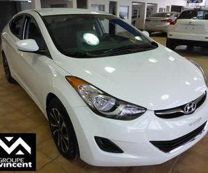 Hyundai Elantra d'occasion: confort et agrément!