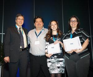 Groupe Vincent reçoit le prix «PME en Santé»!