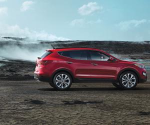 Hyundai Santa Fe 2016 : un été parfait en famille!