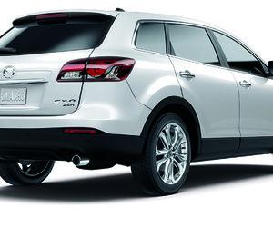 Prêt pour l'hiver en Mazda avec la traction intégrale