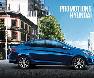 Promotions Hyundai : c'est le temps d'épargner!