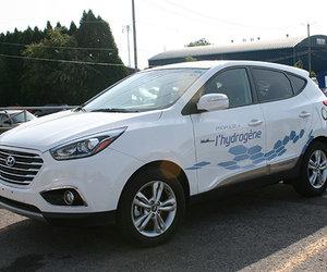 Le Hyundai Tucson FuelCell est arrivé!
