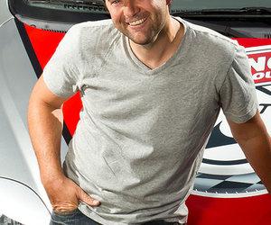 Le comédien Jeff Boudreault se joint à l'équipe de course automobile Groupe Vincent Compétition!
