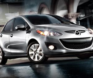 Lancement de la Mazda2 2016 repoussé en 2016