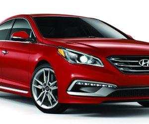 La Hyundai Sonata 2015 : spacieuse, sophistiquée et technologique!