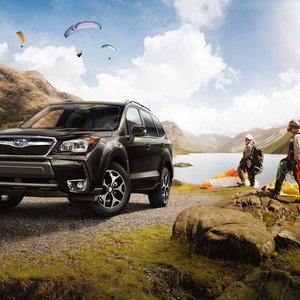 2014 Subaru Forester - Even better