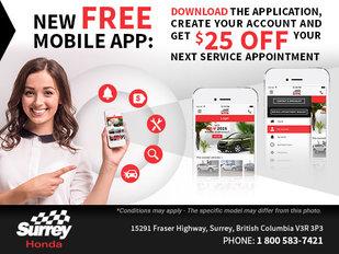 New Free Mobile App